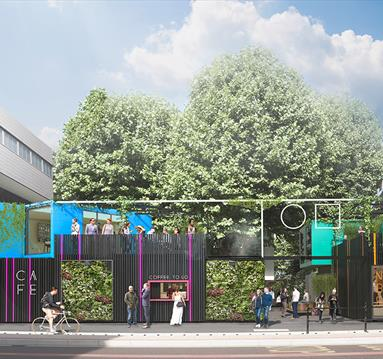 Circle Square's Retail and Leisure Pop-Up Space 'Hatch' due to open in December