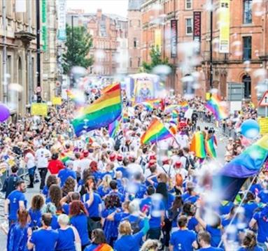 The Rebirth of Manchester Pride