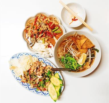 Top 5 South East Asian Eats