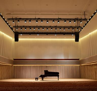 The Stoller Hall: 2017-18 Concert Season Announced at Manchester's RIBA-Award Winning Concert Venue