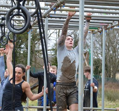 Tough Tribe Obstacle Course