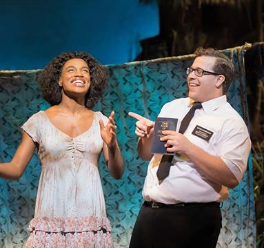 The Book of Mormon Manchester