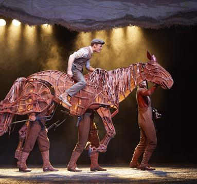The Lowry to host the first relaxed performance of War Horse in the North West
