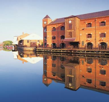 Top 5 things to do in Wigan