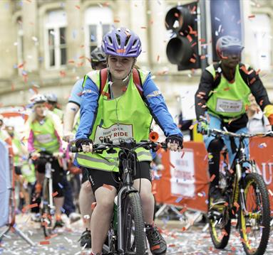 Route confirmed for HSBC UK City Ride in Manchester