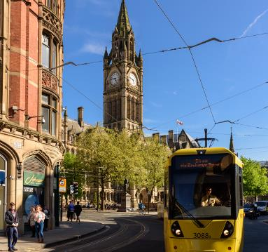 Thumbnail for Guide for first time visitors to Manchester