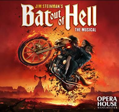 10 reasons to see Bat Out of Hell the Musical in Manchester