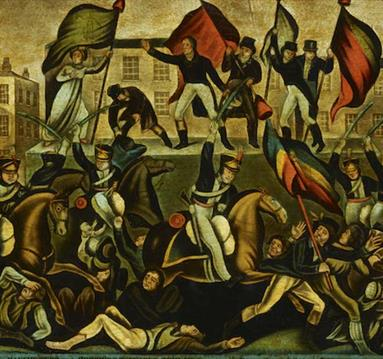 Thumbnail for Disrupt? Peterloo and Protest