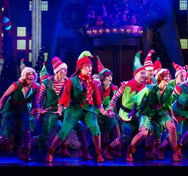 Thumbnail for Elf the Musical