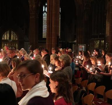 Christmas Carol services in Manchester this December