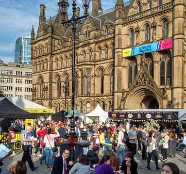 Manchester Food & Drink Event Guide 2017
