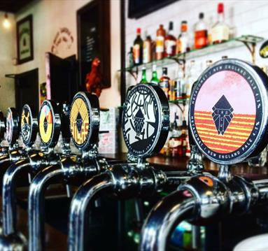 Manchester's Best Brewery Taps