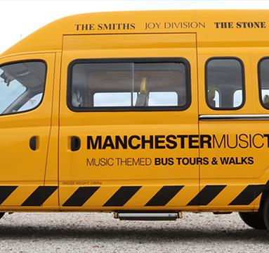 The family of Craig Gill announce the return of the Manchester Music Tours