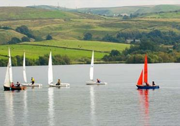 Hollingworth Lake.