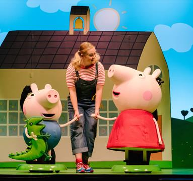 Peppa Pig's Adventure at The Lowry