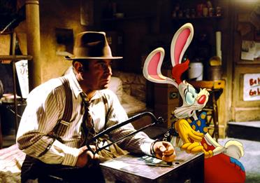 Who Framed Roger Rabbit? + Intro