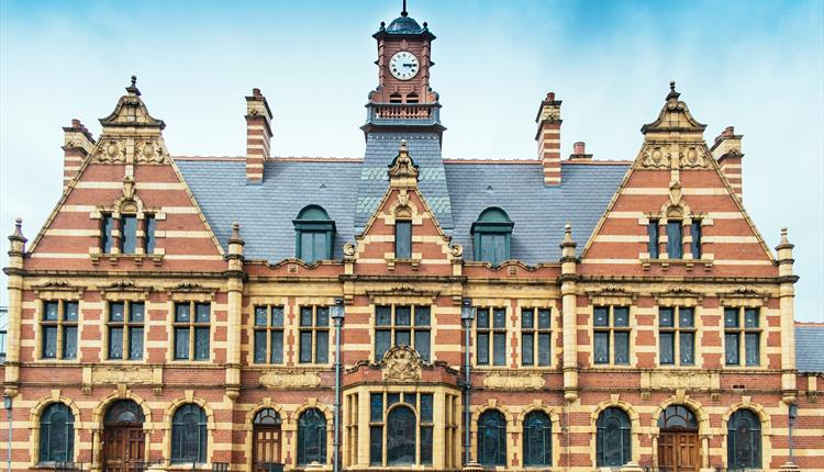 DISCOVER VICTORIA BATHS - Wednesday Guided Tour