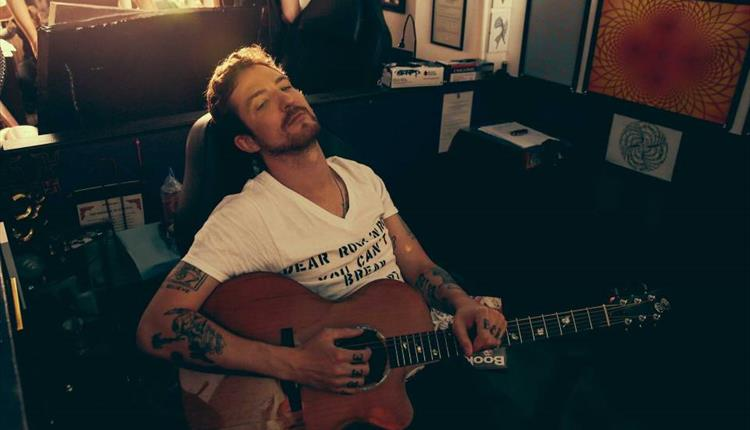 Frank Turner: Adventures in Songwriting