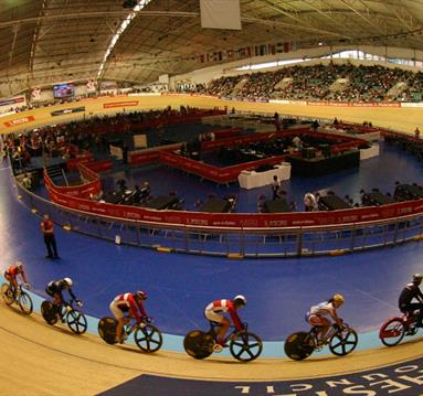 The HSBC UK National Cycling Centre