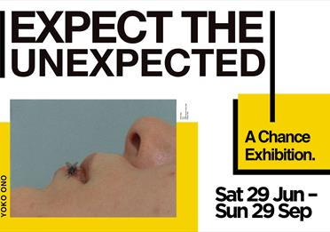 Expect the Unexpected: A Chance Exhibition
