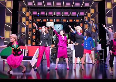 9 to 5 the musical. Photo by Craig Sugden
