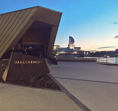 The Alchemist at MediaCityUK