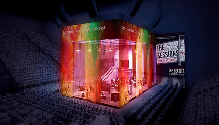 The Sessions - The Beatles at Manchester Arena