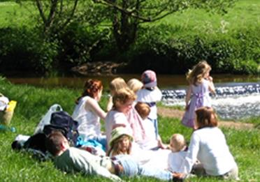 Bollin Valley Picnic