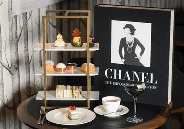 Chanel: The Impossible Edition Afternoon Tea
