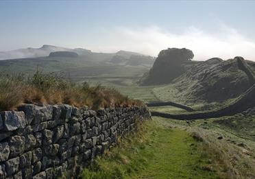 England's Great Walking Trails - Hadrian's Wall Path: Chollerford to Carlisle