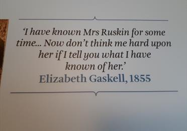 'My Dear Mr Ruskin...' Friendship, Inspiration and Scandal