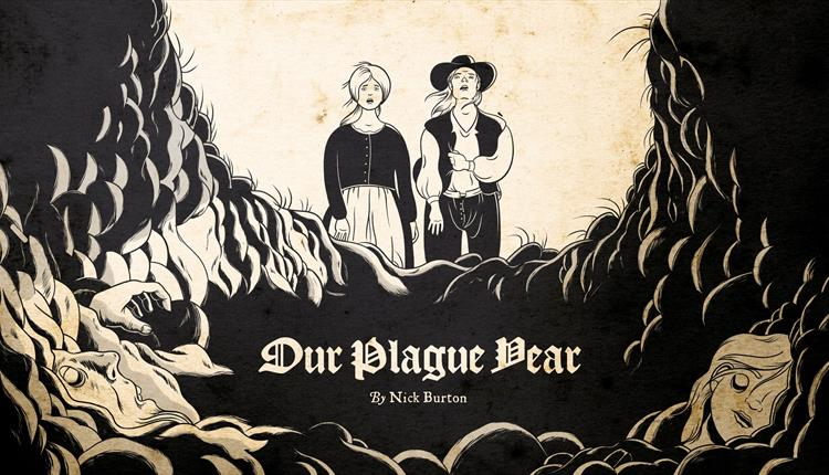 Our Plague Year By Artist and Illustrator Nick Burton
