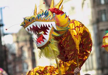 The Dragon Parade, Chinatown Celebrations & Fireworks