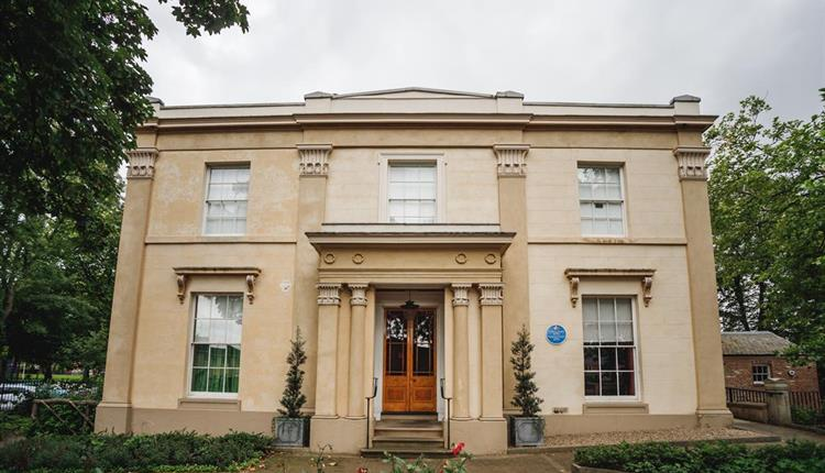 Joint Tours of Elizabeth Gaskell's House and The Pankhurst Centre
