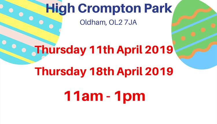 Easter Holiday Activities at High Crompton Park