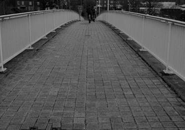 The Epping Walk Bridge