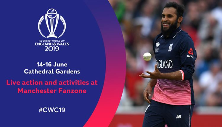 Cricket World Cup Manchester Fanzone