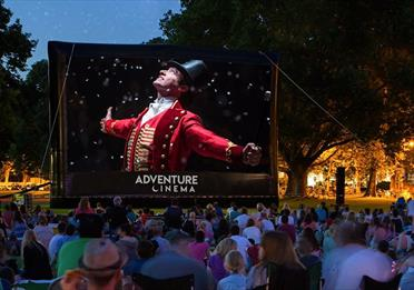 The Greatest Showman  - Outdoor Cinema Sing-A-Long