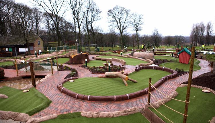 Haigh Woodland Park Visit Manchester