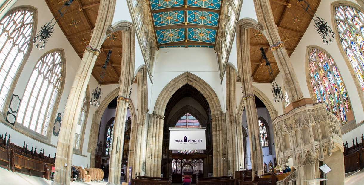 Hull Minster Tower Tours