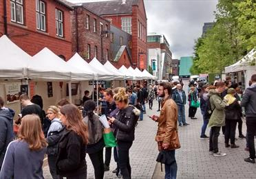 UoM Food Market - Tuesday 19th March