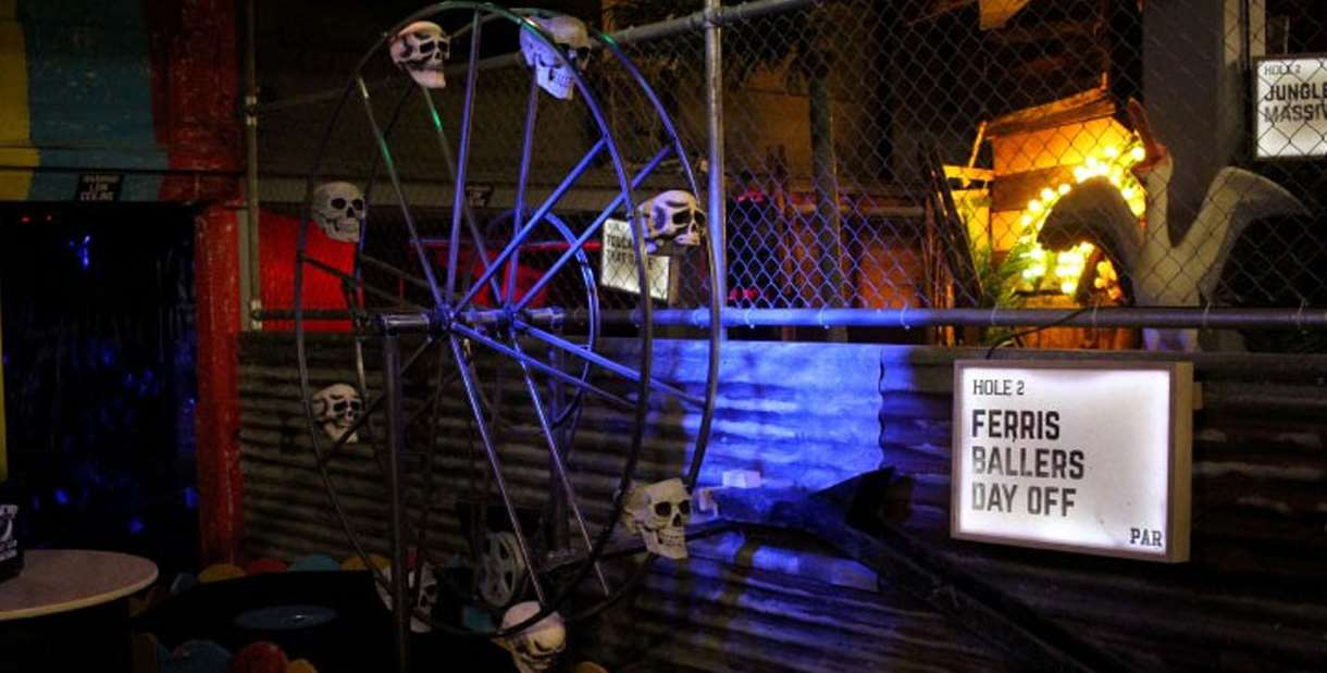 Junkyard Golf Club – Fun of the FEARground