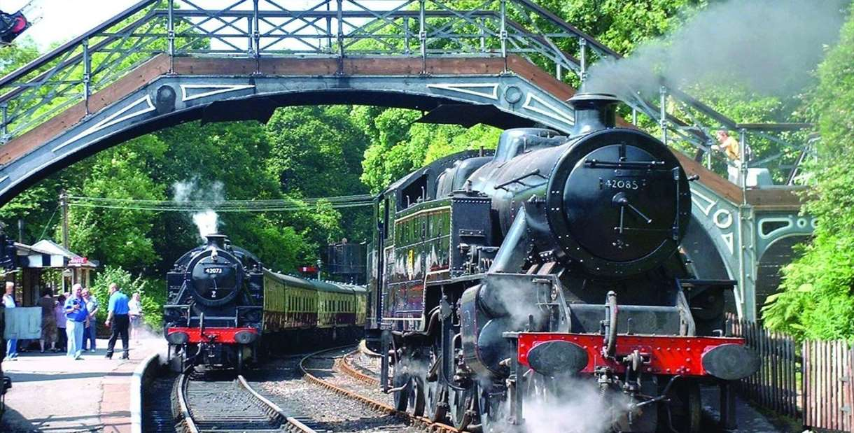 Lake District Cruise, Steam Train and Peter Rabbit Day Trip