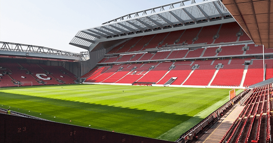 Liverpool FC and Anfield Stadium Tour Day Trip - Liverpool ...