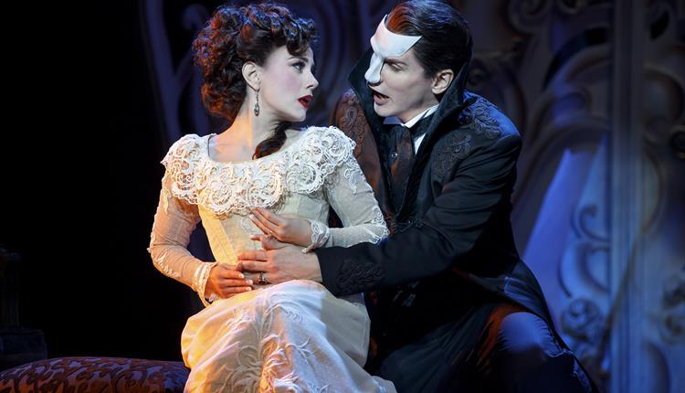 Love Never Dies at the Manchester Opera House