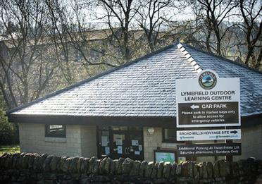 Lymefield Visitor Centre