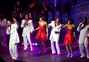 Magic of Motown at Manchester Opera House