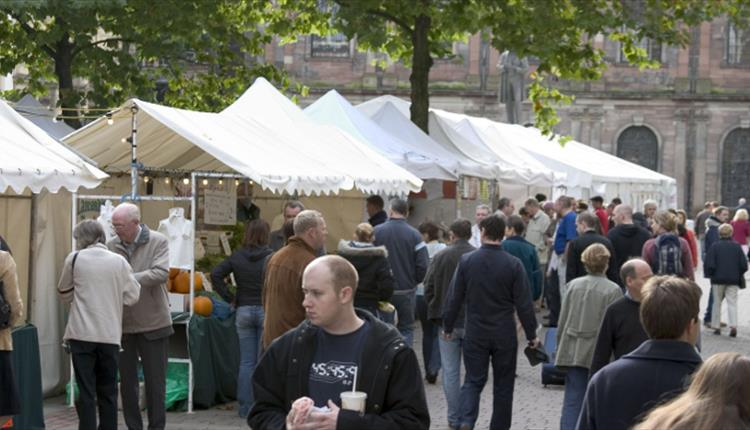 Farmers and Producers Markets