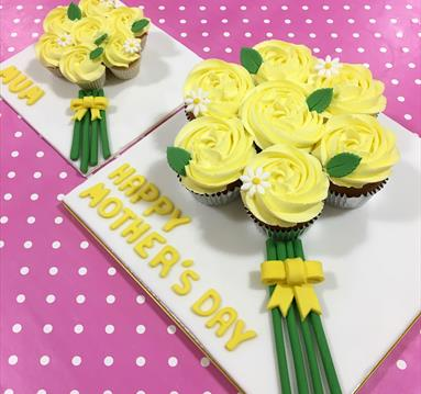 Mother's Day at Hey Little Cupcake!