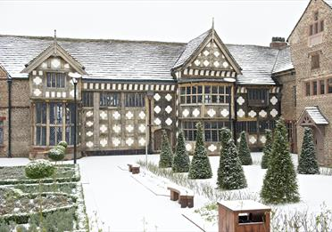 Walking Tour of Ordsall Hall